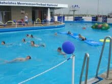 Meerwasser Freibad